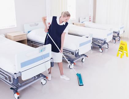 DBS building Solutions Medical Cleaning
